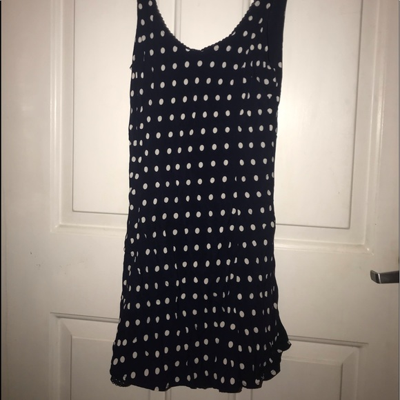 Abercrombie & Fitch Dresses & Skirts - Abercrombie & Fitch Polka dot dress like new